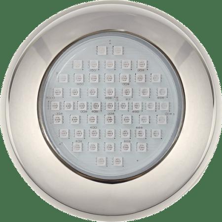 Refletor Led Inox smd 6W para Piscinas até 13 m²
