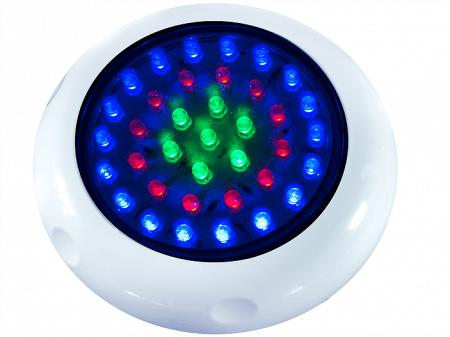 Refletor de Led 37 Lampadas para Piscinas até 6 m²