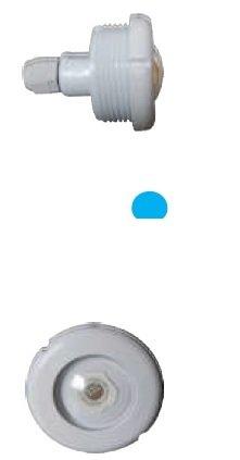 Refletor 4,5W Azul para Dispositivo de Aspiração com Rosca para Piscina