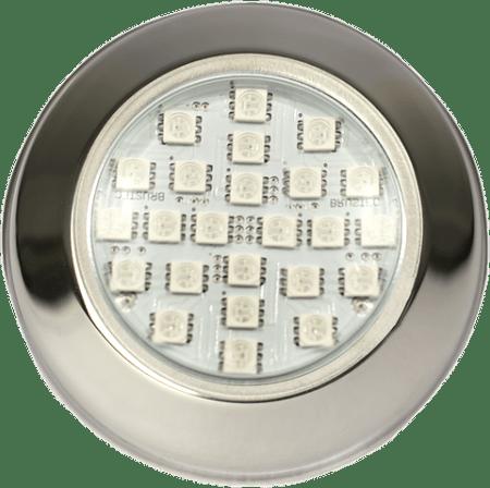 Refletor Led smd 5W para Piscinas até 12 m² 0,42 Amp