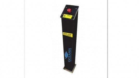 Torre de Segurança para Piscina Personalizável