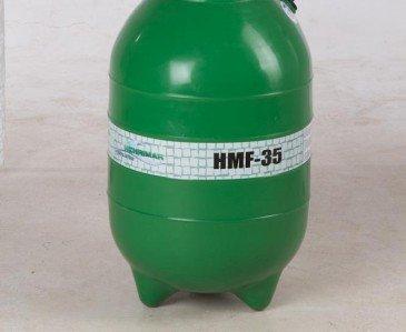 Tanque do filtro para piscinas modelo HMF35 Henrimar