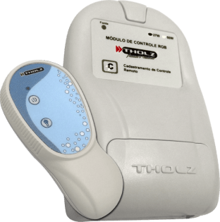 Módulo RGB 36w Basic Tholz para Acionamento dos Leds da Piscina MCX843