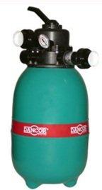 Filtro para Piscina 17 até 21 Mil Litros Dancor DFR 12