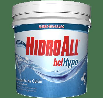 Cloro Granulado para piscinas Hidrosan HCL Hypo 10 kg