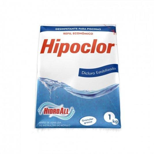 Cloro Granulado para Piscinas Hipoclor 1 kg
