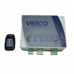 Controlador Led RGB para Piscinas Veico com Controle