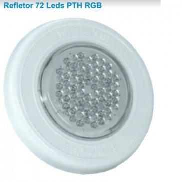 Refletor 3W RGB para piscinas até 9 m²