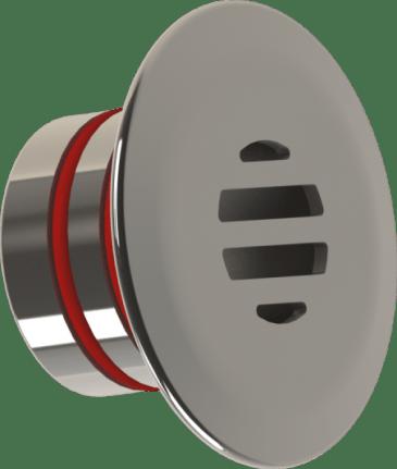 Dispositivo Nivelador para Piscina de Concreto em Inox