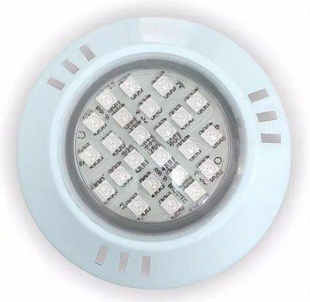 Refletor Led smd 6W para Piscinas até 13 m² 0,5 Amp