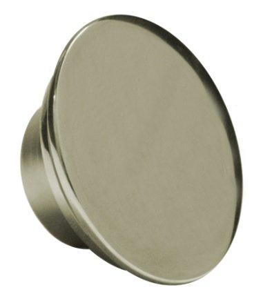 Dispositivo de Retorno Aço Inox cego Liso 50mm / 60mm
