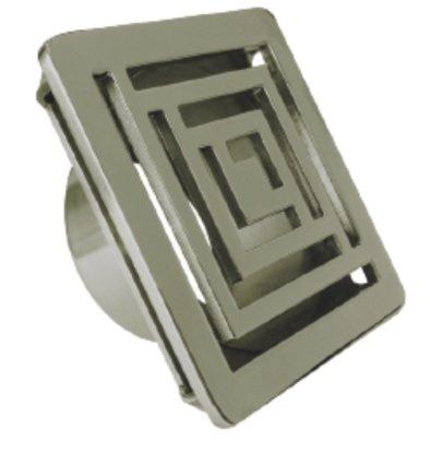 Dispositivo de Dreno Lateral em Inox Anti-Turbilhão