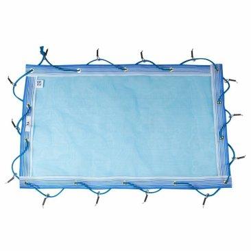 Capa 4,00 x 2,00 de proteção para piscinas em Tela