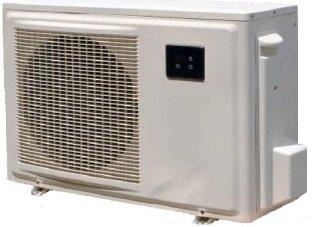 Trocador de calor Fluidra top 12+ para piscinas até 38.500 litros com wi-fi
