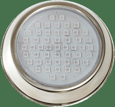 Refletor 9W SMD Inox para Piscina Concreto até 15 m²