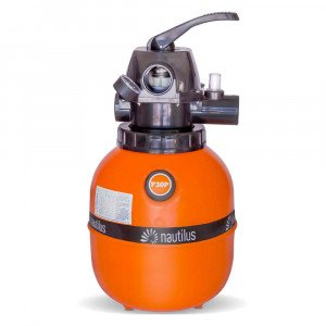 Filtro para piscina até 20 mil litros Nautilus F300P