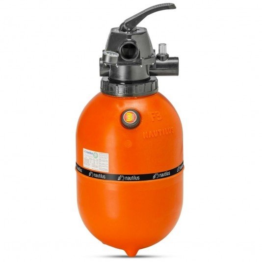 Filtro para piscina até 29 mil litros Nautilus F350P