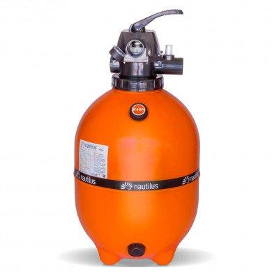 Filtro para piscina até 52 mil litros Nautilus F450P