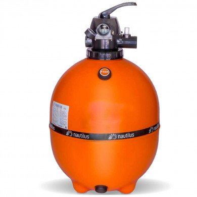 Filtro para piscina até 52 mil litros Nautilus F550P
