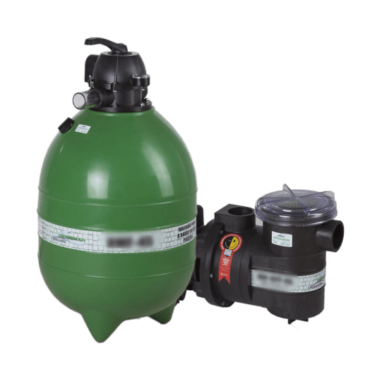 Filtro para Piscina HM-FB 65 com Motobomba 1.0 cv Henrimar