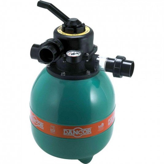 Filtro para Piscinas até 147 Mil Litros Dancor DFR-30