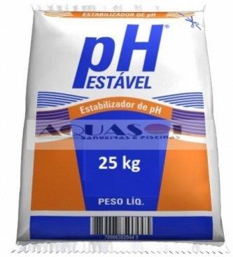 Ph Estável Elevador de Alcalinidade Hidrosan  25 kg