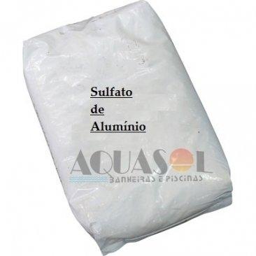 Sulfato de Alumínio para Piscinas de 1kg