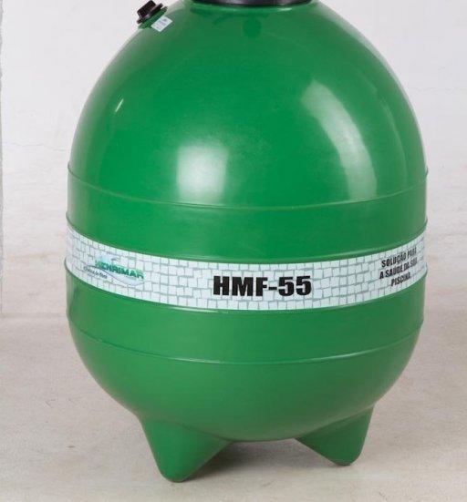 Tanque do Filtro para Piscina HMF 55 Henrimar