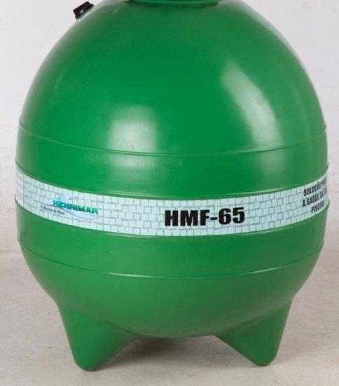 Tanque do Filtro para Piscina HMF 65 Henrimar