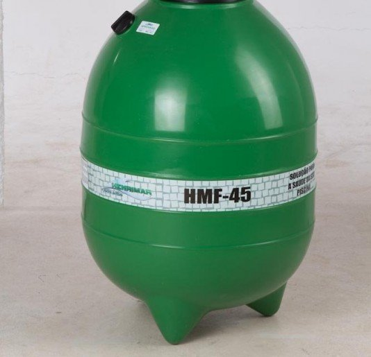 Tanque do Filtro para Piscinas HMF-45 Henrimar