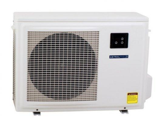 Trocador de calor Fluidra top 5 para piscinas até 14.600 litros com wi-fi