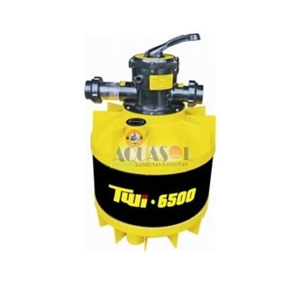 Filtro para piscina de 39 mil litros at 65 mil litros twi for Piscina 6500 litros