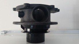 Base válvula seletora do filtro Jacuzzi TP e CFA