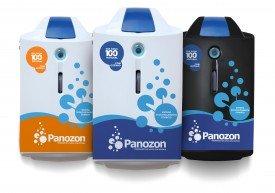 Gerador de Ozônio Panozon 200 para Piscinas 176 Até 200 Mil Litros