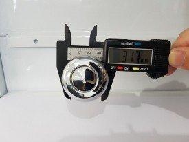 Botão Acionador Pneumático para banheira
