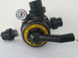Válvula Seletora Completa Filtro para Piscinas Dancor