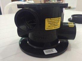 Corpo da válvula seletora do filtro hidrasul TWI