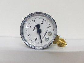 Manometro do filtro  para piscinas Sibrape 0 -3kgf .