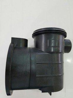 Corpo pré-filtro da motobomba para piscinas Henrimar .