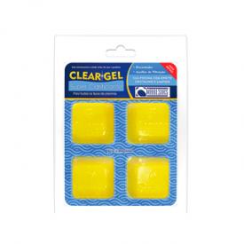 Clear Gel super clarificante e auxiliar de Filtração para piscinas