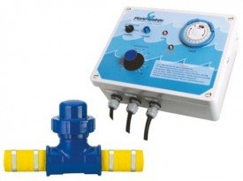 Ionizador Pure Water para Piscina/Spa de Até 7.000 L