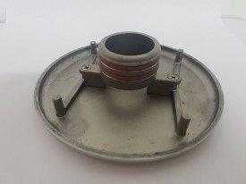 Dispositivo em INOX 316 para dreno de fundo