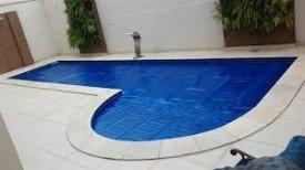 Capa 6,00 X 3,00 Térmica para manter a temperatura das piscinas.
