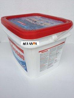 Cloro Granulado para piscinas Hidrosan embalagem 10 kg.