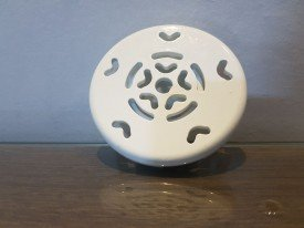 kit de dispositivos ABS para piscina de concreto Aquasol 1 aspiração + 2 retorno + 2 dreno de fundo