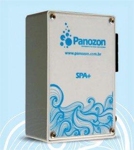 Tratamento de ozônio para Spas até 2.000 litros .