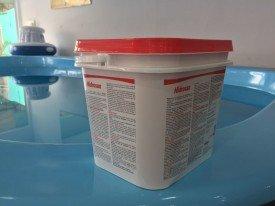 Cloro Granulado para piscinas Hidrosan 2,5 kg