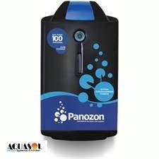 Equipamento Gerador de Ozônio Panozon 125 para Piscinas de 101 Até 125 Mil Litros