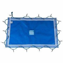 Capa de proteção para piscinas 4,00 x 2,00 Lona Forte