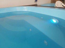 Led mix RGB de piscina Bluetooth Android até 18 m²